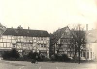 Kirchplatz, Blick nach Westen (1970er)