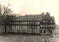 Kirchplatz, Blick nach Osten (1970er)