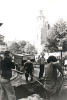 Ritterstrasse Ecke Ölschlägern Richtung Kirchplatz (1970er)