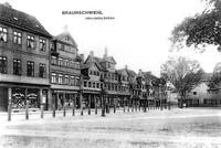Der Ölschlägern um 1905