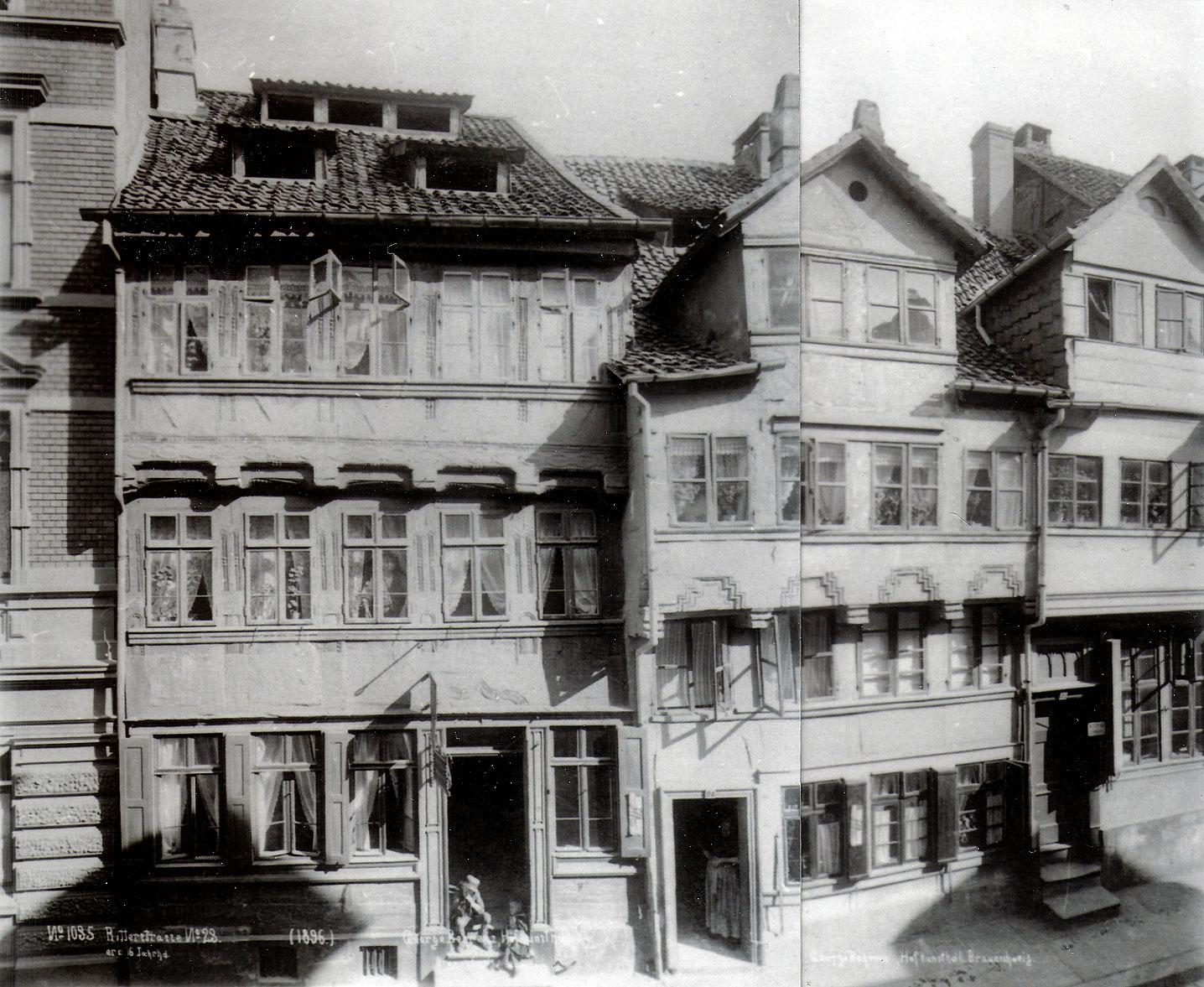Wwwmagniviertelde Braunschweig Historische Bilder